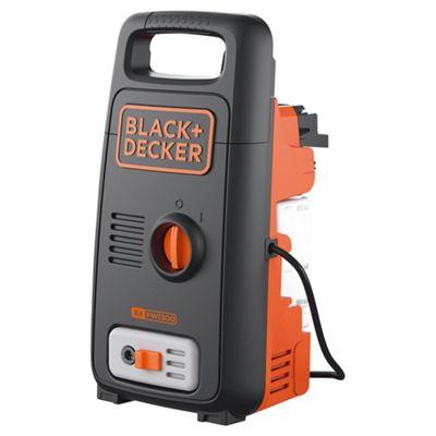BLACK+DECKER High Pressure Washer 1300w S  - £36 @ Tesco Direct +  2-year manufacturer's warranty.