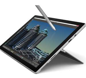 Microsoft Surface Pro 4 i5 128GB 4GB RAM with Surface Pen £609 @ Eglobal central