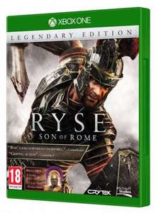 (Xbox One) Ryse: Son of Rome - Legendary Edition £9.49 delivered @ Go2Games