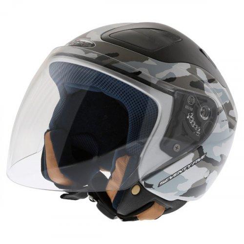 Nitro Open Face Helmet J&S Accessories @ £19.99