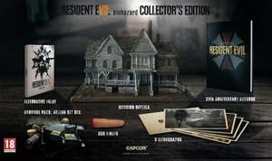 Resident Evil 7 Collectors Edition (No Game) £44.31 @ Gamestop
