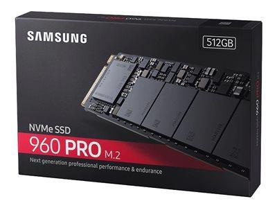 Samsung 960 Pro 512GB (2% Quidco) £219.99 @ BT Shop