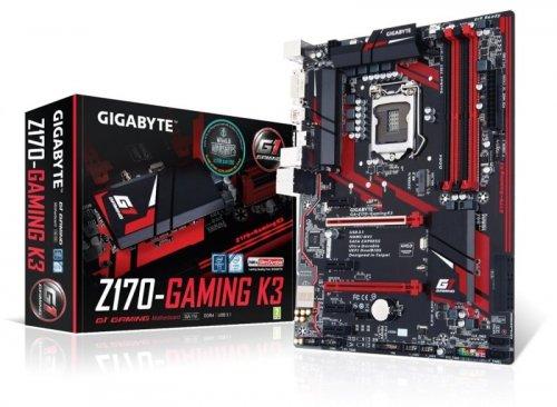 Gigabyte Z170 Gaming K3 Socket 1151 ATX Motherboard + Cooler Master Hyper 212 LED Air CPU Cooler £89.99 @ ebuyer