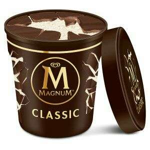 *7 Day Deal Magnum ice cream tubs £1.75 @ Iceland (nationwide deal!)