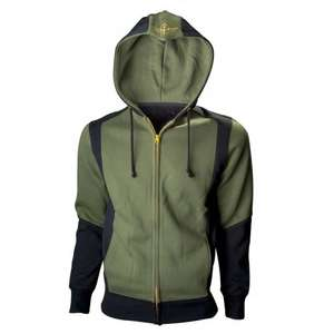 Zelda hoodie (medium) €27.50 delivered @ gamestop.ie