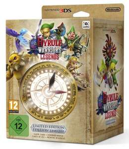 Hyrule Warriors Legends limited edition (3DS) €27.50 delivered @ gamestop.ie