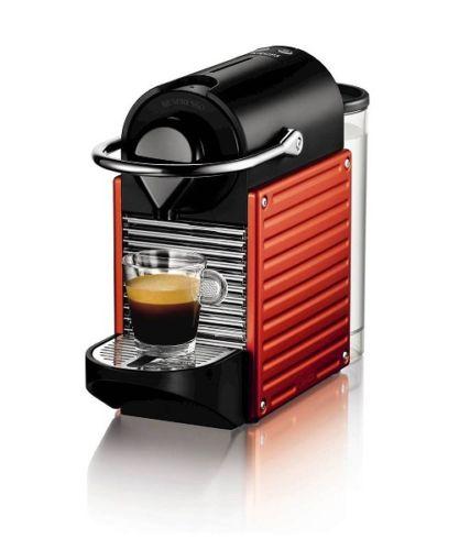 Krups Nespresso XN300640 Pixie Pod Coffee Machine Red 1 Year Warranty ustores ebay fast & free delivery £89.99