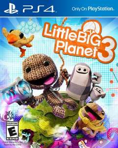 Little Big Planet 3 (ps4) £6.49 with PS Plus @ PSN Store UK