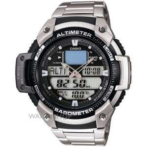 Casio Collection Men's Watch SGW-400HD-1BVER - £59.65 - Amazon