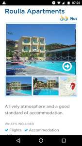 From London: Family of 5 Holiday 21/07-28/07 to Skiathos just £198.19pp-whole family £990.99 @ Olympic