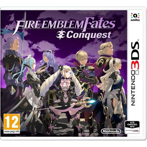Fire Emblem Fates: Conquest 3DS - £10 C&C @ Smyths