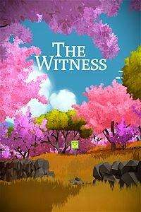 The Witness EU UK PSN (needs ps+) - £6.99