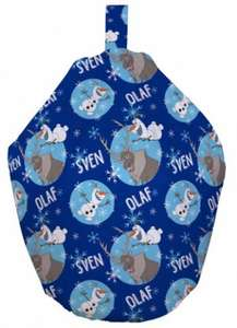 Disney Frozen Beanbag - Olaf and Sven @ Tesco (£12.95 free delivery)
