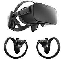 Oculus Rift Touch Bundle John Lewis £399.00