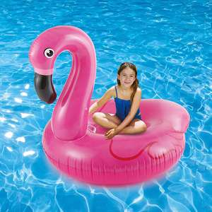 Large Sizzlin' Cool Pool Inflatable Flamingo Now £9.99 @ Toys R Us