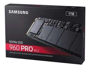 samsung-960-pro-1tb-nvme-pcie - £430.97 Delivered @ BT Shop