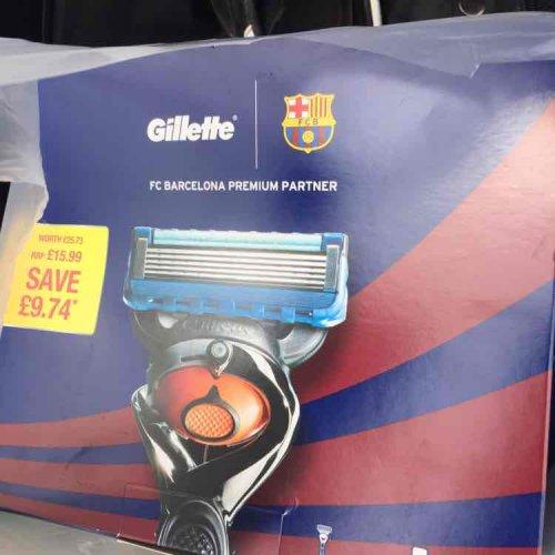 Gillette Fusion Proglide Barcelona Set - £2.50 instore @ ASDA (Stowmarket)