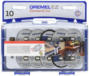 Dremel 2615S690JA SpeedClic Cutting Kit - £8.41 (Prime / £12.40 non Prime) @ Amazon