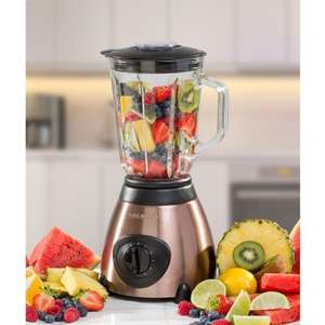 Daewoo glass blender 500w - £14.99 @ B&M Retail