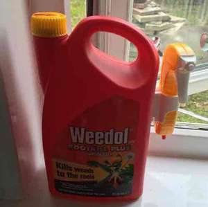 3L of Weedkiller for £5 @ Tesco. Usually £15.