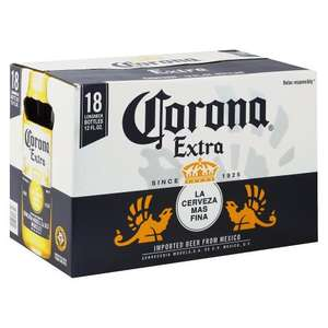 72 Corona for £36 (50p a bottle) @ Ocado New Customer