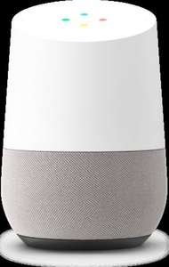 Google Home (White Slate) - Smart Speaker and Home Assistant (US Version) £89.99 @ Egobalcentral