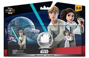 Disney Infinity 3.0 Star Wars Rise Against The Empire Play Set £4.99 Delivered @Game