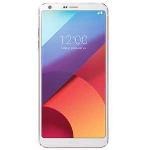 LG G6 H870DS 64GB Dual sim SIM FREE/ UNLOCKED - White £305.99 @ eglobal