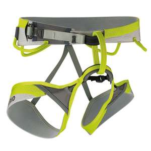 EDELRID SMITH CLIMBING HARNESS £19.90 Plus £4.50pp @ RockandRun