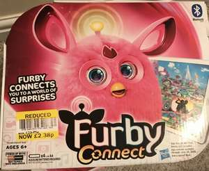 Furby connect and trolls Poppy's wooferbug beats reduced to clear in Tesco Chester