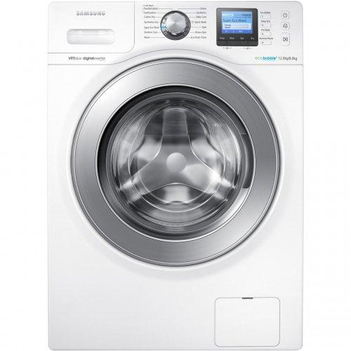 Samsung Ecobubble WD12F9C9U4W 12Kg / 8Kg Washer Dryer - £684 @ AO
