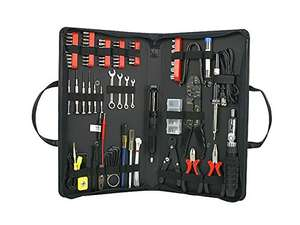 Rosewill 90 Piece Professional Computer Tool Kit Components Other RTK-090 Black £19.99 prime / £24.74 non prime Sold by Rosewill and Fulfilled by Amazon
