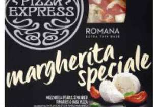 pizza express 50p off coupon in July waitrose food magazine - brings pizza price down to £2.90