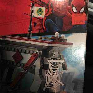 Lego spider man 76057 only £54 at Disney store (Liverpool) RRP£99