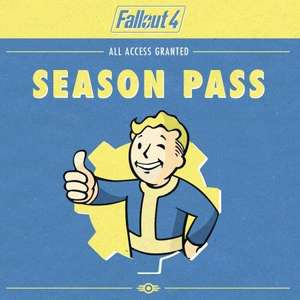 Fallout 4 Season Pass PS4 £19.99 from 19.07.2017 (1am) to 16.08.2017 (11:59pm) on PlayStation Store