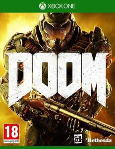 Doom (Xbox One) on Amazon - £9 (Prime) £10.99 (Non Prime)