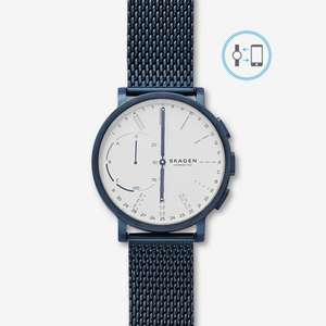Hagen Connected Steel-Mesh Hybrid Smartwatch - £108 (with code) @ Skagen
