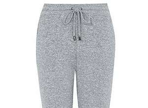 Soft Touch Marl Joggers from £3 @ George (Free C+C)