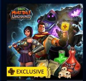 [PS4] Another PlayStation Plus freebie - OMD!U Plus Pack for Orcs Must Die: Unchained @ PSN