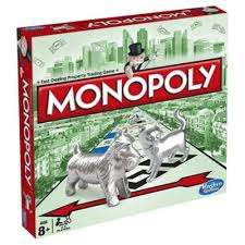 Monopoly Board Game £5.49 also Guess Who? £3.75 @ Tesco Direct
