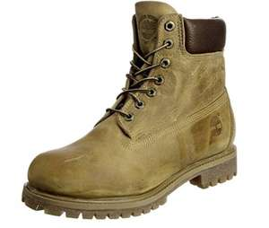 "Timberland 6"" Authentic Waterproof Men's Boots (Size 9.5 Only) @ Amazon - £68.61"