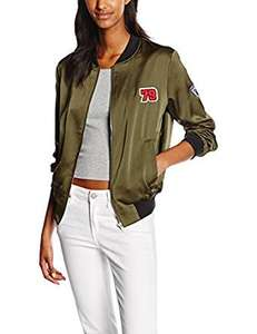 New Look badged sateen bomber jacket was £29.99 now from £6.76 delivered with Prime / £10.71 Non Prime @ Amazon