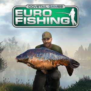 Dovetail Euro Fishing XboxOne + PC Patch (Fix) Released