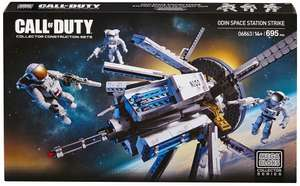 Mega Bloks Call of Duty ODIN Space Outpost Set £7.99 prime / £12.74 non prime Sold by The Magic Toy Shop and Fulfilled by Amazon
