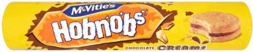 McVitie's Hobnobs Chocolate Cream Biscuits (200g) was £1.25 now 50p (Rollback Deal) @ Asda