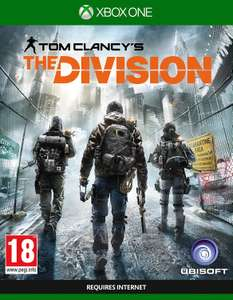 [Xbox One] The Division - £5.99 (Pre-Owned) - Grainger Games