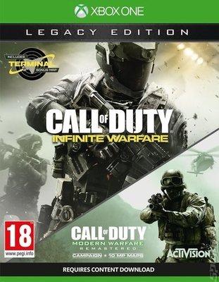 [Xbox One/Used] COD: Infinite Warfare Legacy Edition - £19.86 (MusicMagpie)