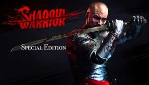 [Steam] Shadow Warrior: Special Edition Free @ Humble