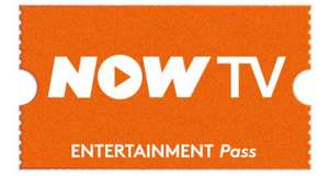 Buy 1 month NOW TV Entertainment Pass and get a free £10 Topshop/Topman voucher @ £6.99 save £3