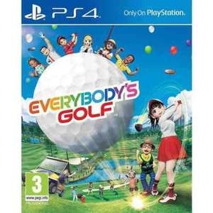 Everybody's Golf (PS4) - £23.35 Game Collection